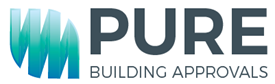 Pure Building Approvals Logo
